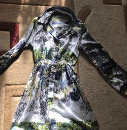 Φόρεμα φυσικό μετάξι Ιταλίας