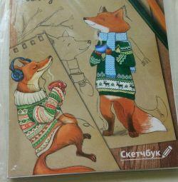 Sketchbook Fox