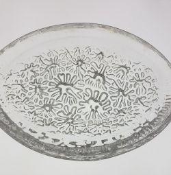 Dish Crystal USSR