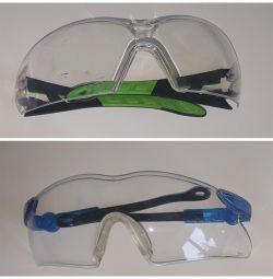 Окуляри захисні прозорі спорт ремонт роботи