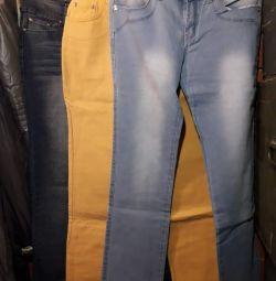 Jeans 3 pieces