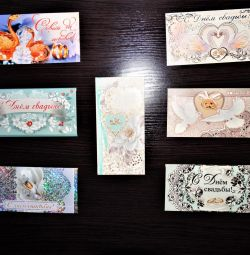 plicuri de nuntă pentru bani