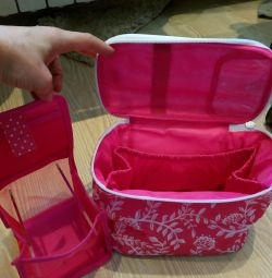 NEW Set of cosmetic bags