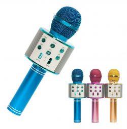 Мікрофон Колонка FM-радіо USB Micro-SD WS-858