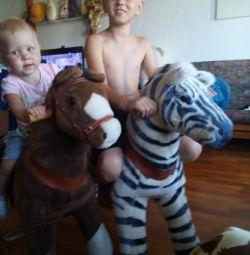 Понициклы- лошадки