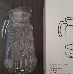 New jug in box