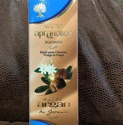 Argan Oil + Jasmine