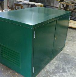 Mini-container for generator 1,6x1x1