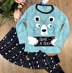 Fleșca pijamale 92/98