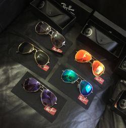 Γυαλιά ηλίου και πλαίσια