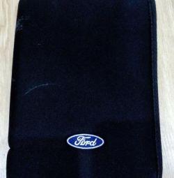 Τσάντα βιβλίου υπηρεσίας Ford