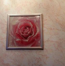 Алмазна троянда