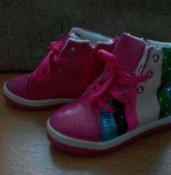 Νέα παπούτσια μεγέθους από 27 έως 31