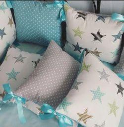 Cushion sides