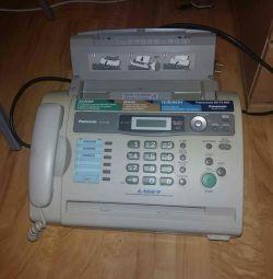Лазерный факс