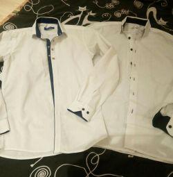 Λευκά πουκάμισα