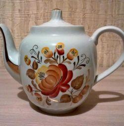 Seramik çaydanlık 950ml