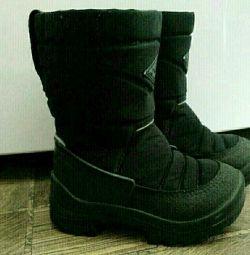 Παιδικές μπότες αισθάνθηκαν μπότες Kuoma Kuoma