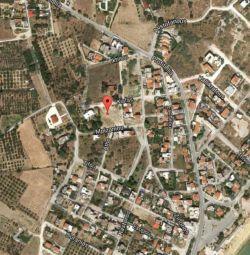 Ділянка землі площею 1.168,01 кв.м. в