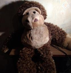 Yumuşak oyuncak maymun