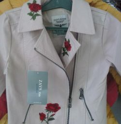 куртка эко-кожа 5-6, 7-8, 10-11, 12-13