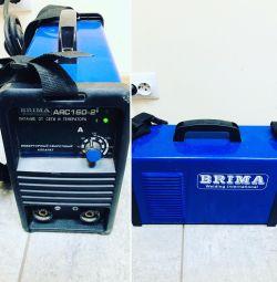 Welding machine BRIMA ARC 160-2 / 200ВН