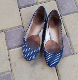 Παπούτσια μπαλέτου για γυναίκες