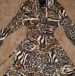 Leopard Cloak