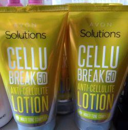 Avon anti-cellulite lotion