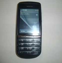Nokia Asha 300 RM-781 - сенсор