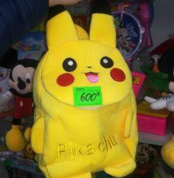 Rucsac pentru copii Pikachu