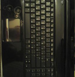 Клавиатура для ноутбука hp  dv6-1000 dv6-2000 сери