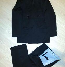 Yeni erkek takım elbise 48-50