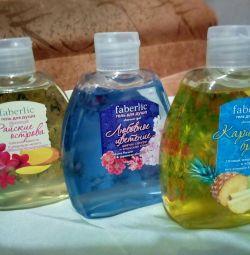 Gel de duș parfumat