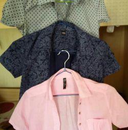 Сорочки - блузки zolla на дівчину