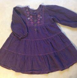 Φόρεμα για ένα κορίτσι 3-6 ετών