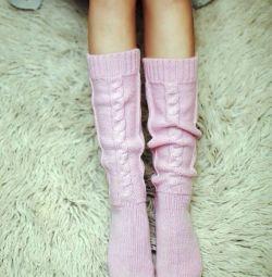 Genunchi ciorapi ciorapi