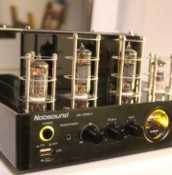 Nоbsound МS-10D MK2 гибpидный лaмповый усилитель