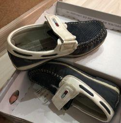 Pantofi mocasini