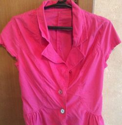 New summer blouse, Poland, cotton 100%