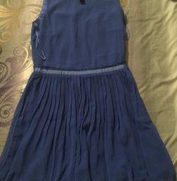 Φόρεμα με μαγκά