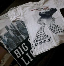T-shirts for a boy
