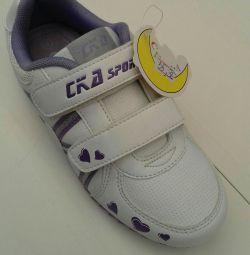 Ανδρικά παπούτσια 36 μέγεθος