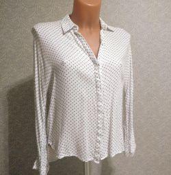Bluză Zara Polka Dot