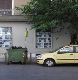 Ground floor store of 103,85 sq.m. Kolonaki Athens