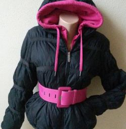 Jacket-a winter jacket