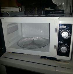 microwave MISTERY