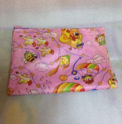 Oilcloth for children.
