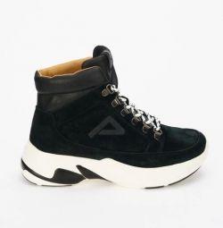 Kadın ayakkabı spor ayakkabı Pepe Jeans London