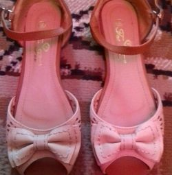 Sandals new р.38